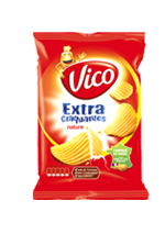 Chips Vico Extra-Craquantes nature