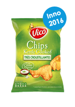 Chips Kettle Cooked de Vico