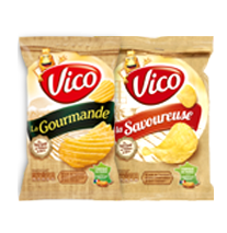 Chips Traditions de Vico