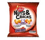 Nuts & Cracks Spicy BBQ de Vico