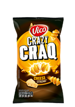 Crazy Craq Cheese