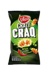 Crazy Craq Spicy