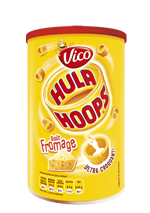 HulaHoops goût fromage