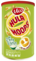 HulaHoopsCre¦ÇmeOignon115g