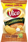 VicoLaGourmande3Fromages200g